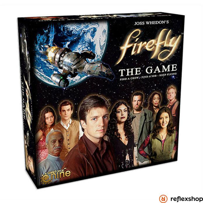 Firefly angol nyelvű társasjáték