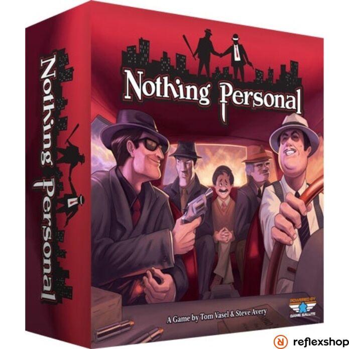 Nothing Personal angol nyelvű társasjáték