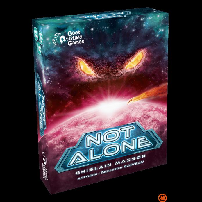Not Alone társasjáték