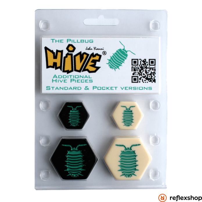 Hive Standard és Pocket, Pincebogár kiegészít?