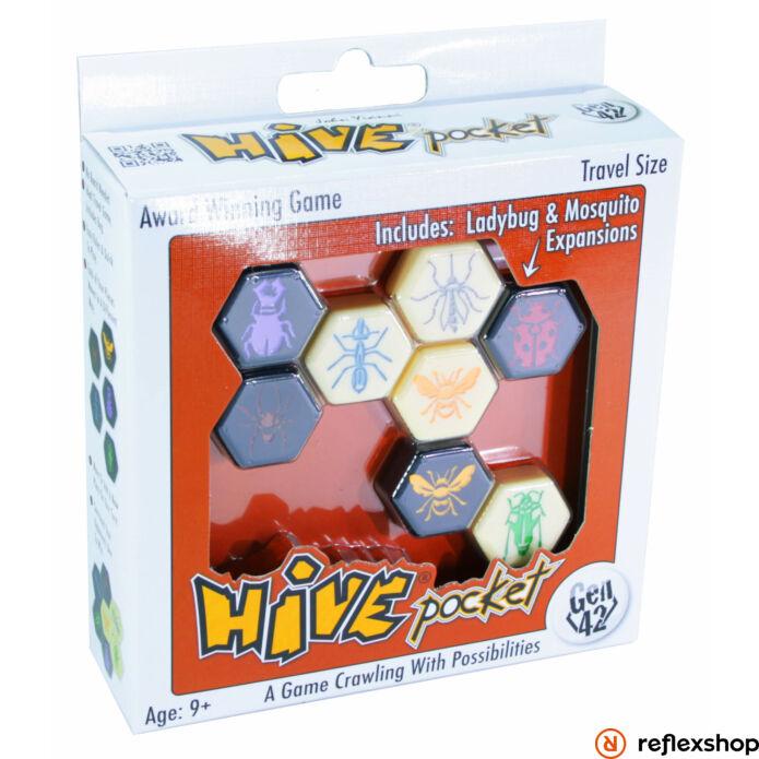 Hive Pocket stratégiai társasjáték