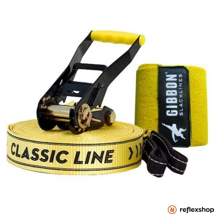 Gibbon Classic Slackline X13, XL - 25m, Tree Pro szett