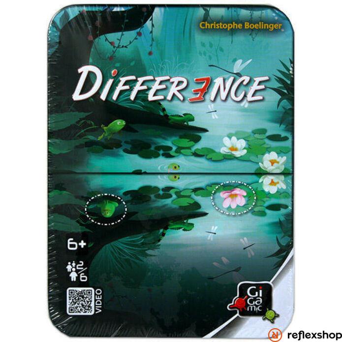 Gigamic Difference társasjáték