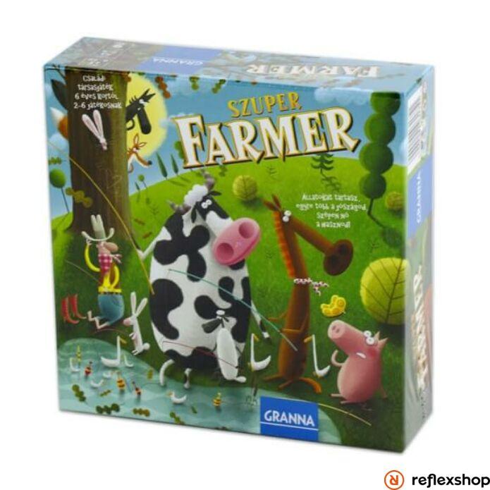Granna Szuper Farmer Midi társasjáték