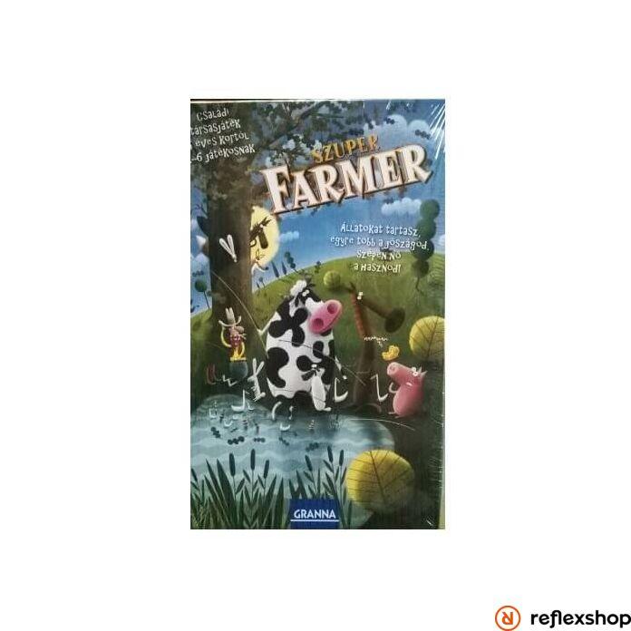 Granna Szuper Farmer Mini társasjáték