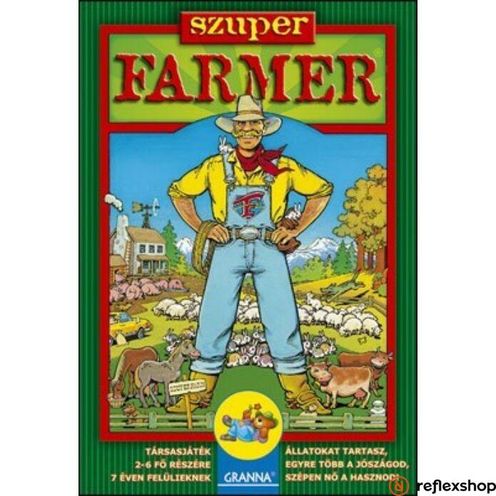 Granna Szuper Farmer társasjáték