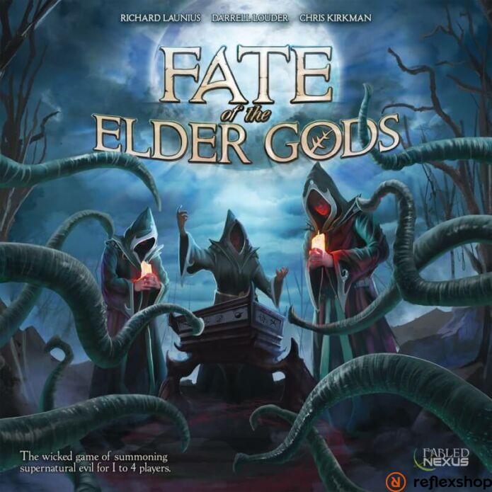 Fate of Elder Gods angol nyelvű társasjáték