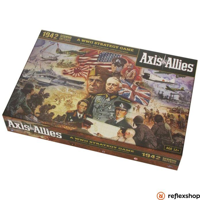 Axis & Allies 1942 angol nyelvű társasjáték, második kiadás