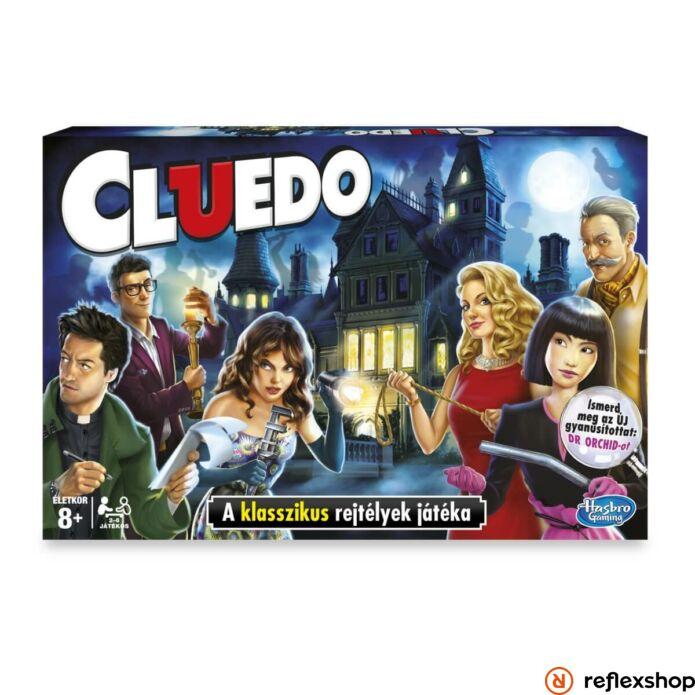 Cluedo klasszikus társasjáték
