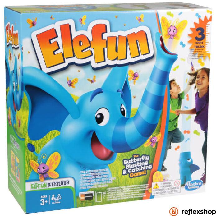 Elefun és Barátai lepkefújó elefánt, zenél? változat