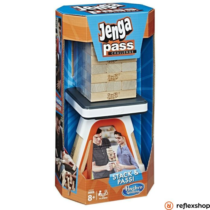 Hasbro Jenga PASS kihívás