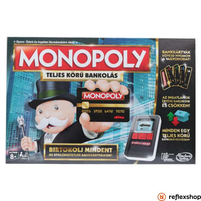 Monopoly Elektronikus bankkal új kiadás