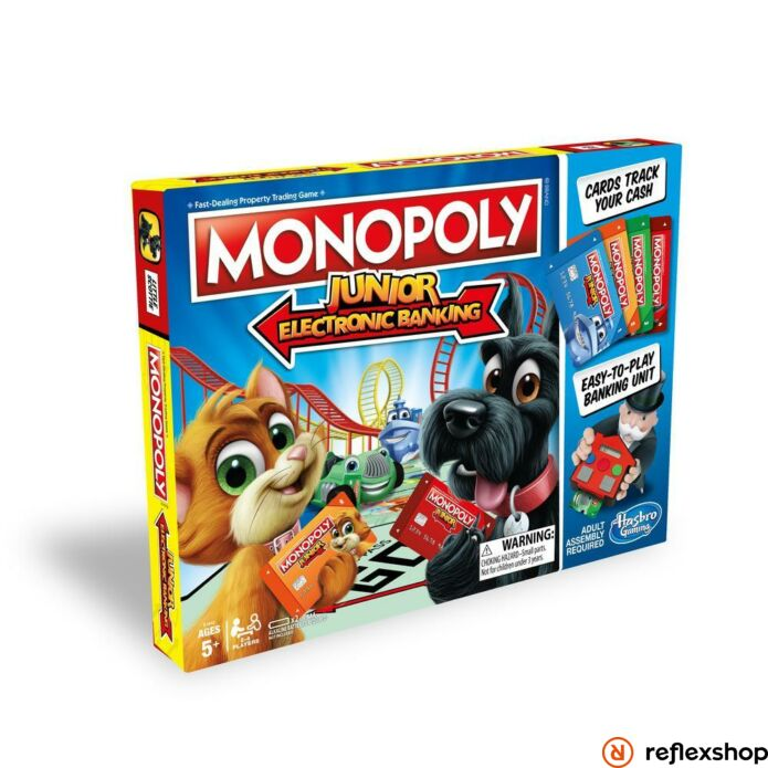 Monopoly Junior E-banking
