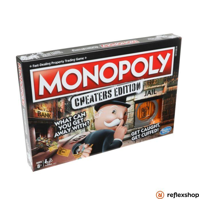 Hasbro: Monopoly szélhámosok
