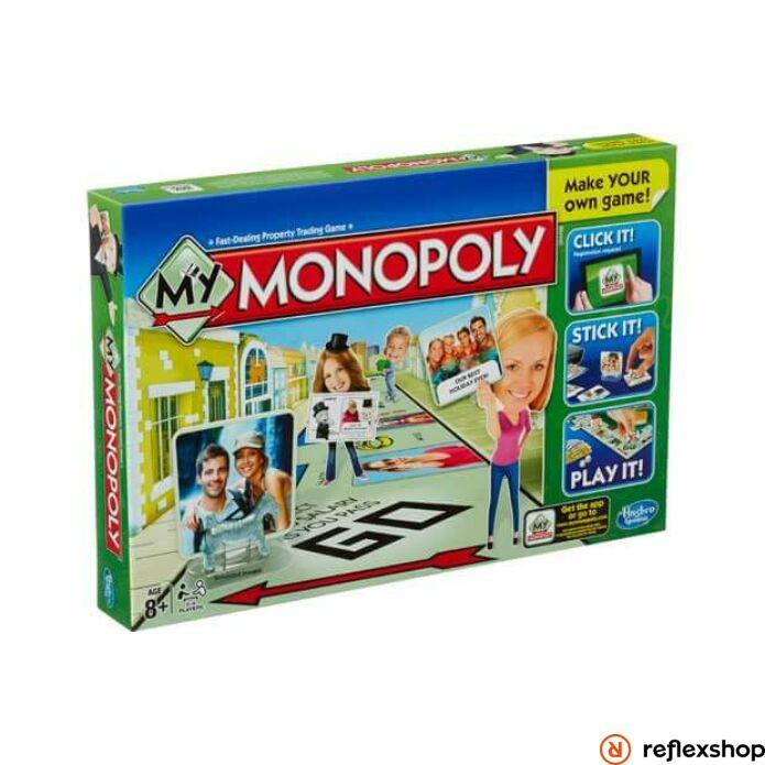 My Monopoly társasjáték