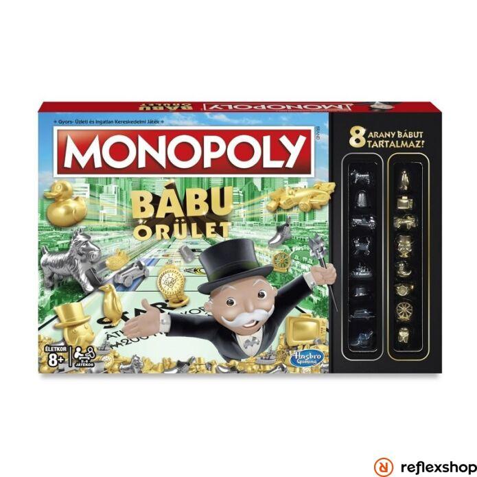 Monopoly Bábu ?rület társasjáték