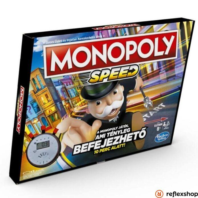 Monopoly Speed borító