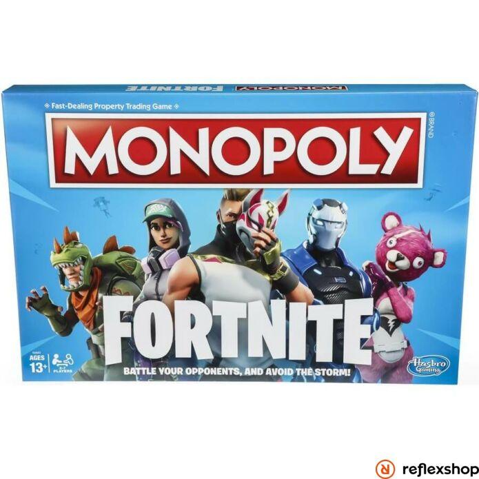 Monopoly Fortnite társasjáték, angol nyelvű