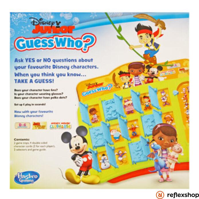 Találd ki Disney junior társasjáték