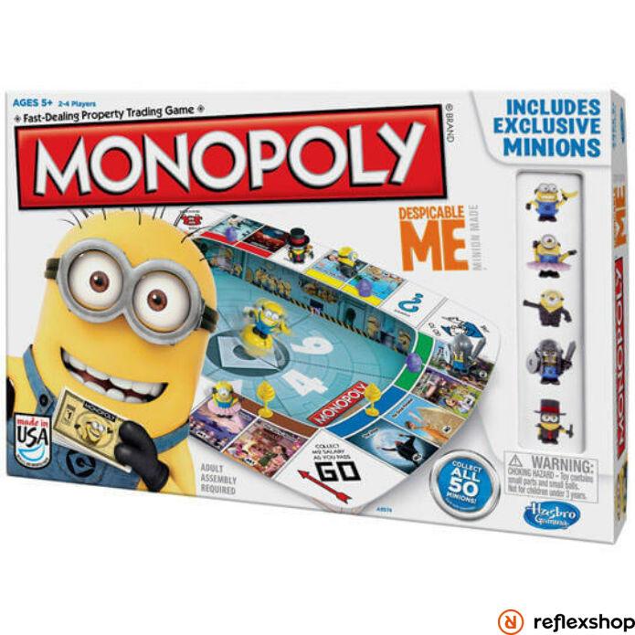 Monopoly Gru társasjáték