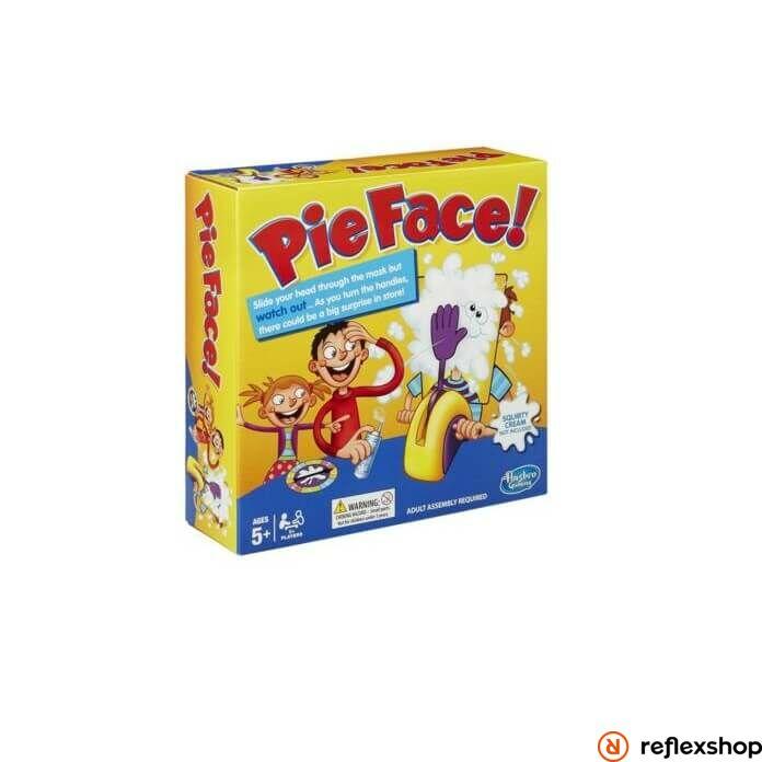 Hasbro Pie Face társasjáték