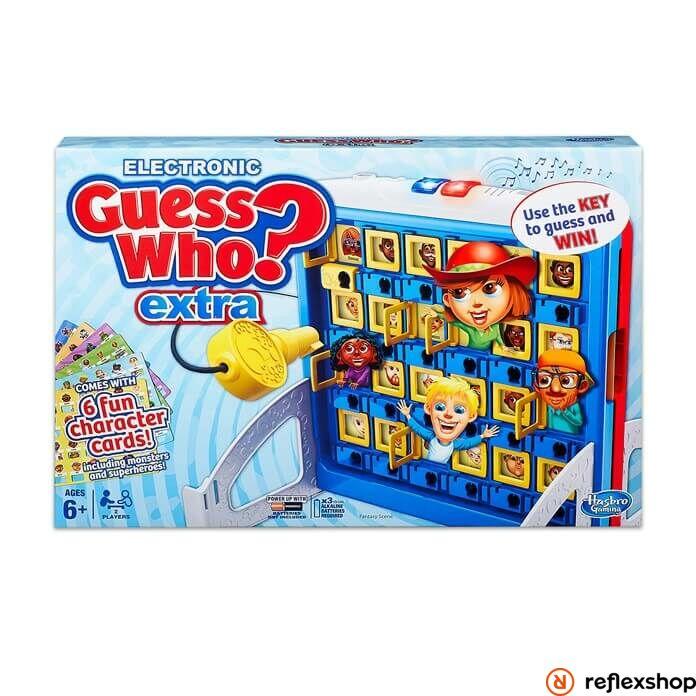 Hasbro Találd ki extra társasjáték
