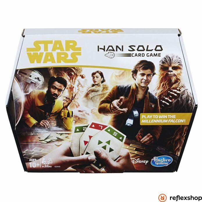 Star Wars Han Solo kártyajáték, angol nyelvű