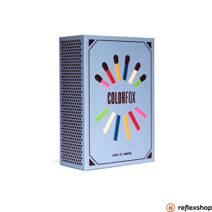 ColorFox társasjáték, angol nyelvű