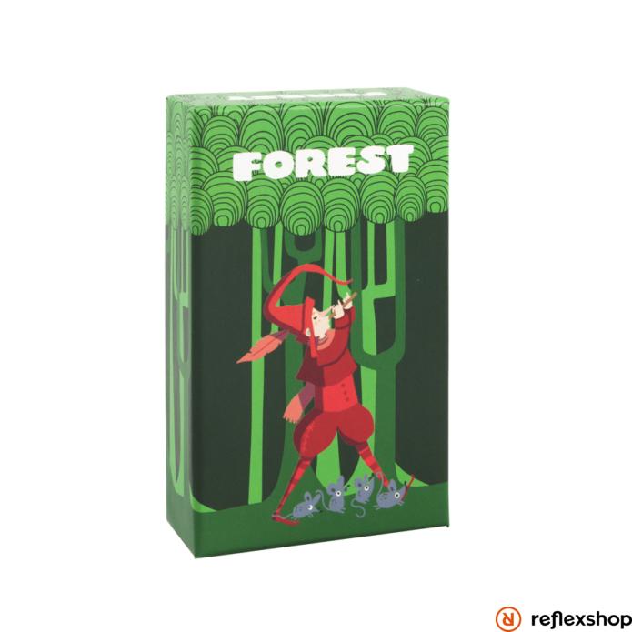 Forest társasjáték, angol nyelvű