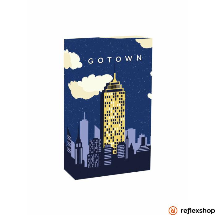GoTown társasjáték, angol nyelvű