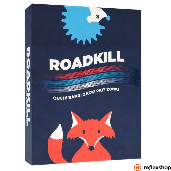 Helvetiq Roadkill társasjáték, angol