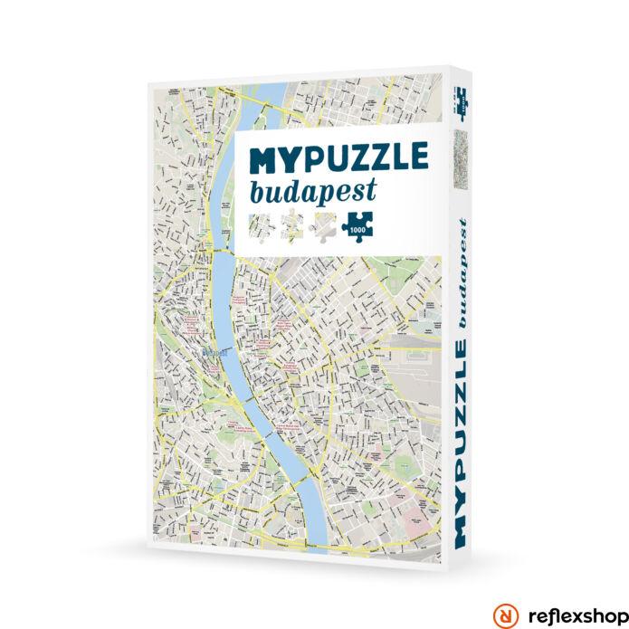Helvetiq My Budapest Puzzle kirakó