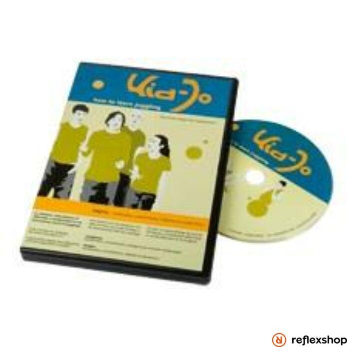Kid-Jo zsongl?rlabda oktató DVD