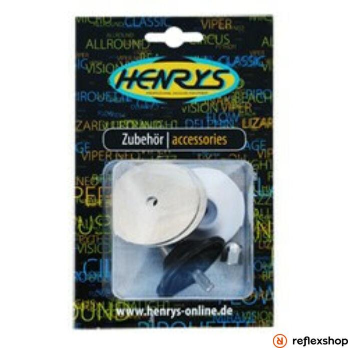 Henry's Jazz Free Hub diabolo tuning szett