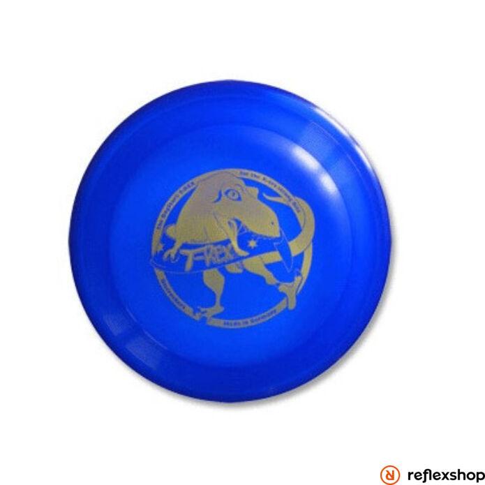 RockStar T-Rex kutyafrizbi kék 19 cm 100g