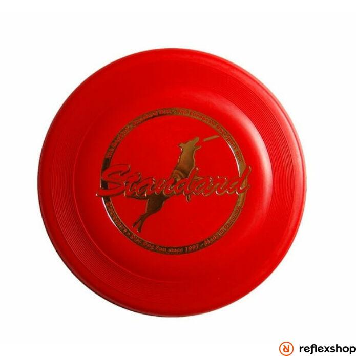 DogStar Standard kutyafrizbi piros 24cm 100g