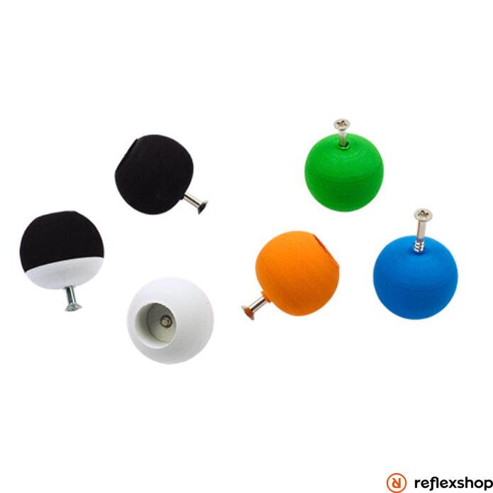 Henry's Round knob, narancs