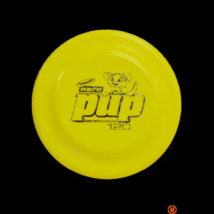 Hero Disc Pup standard 120 kutyafrizbi, 12cm