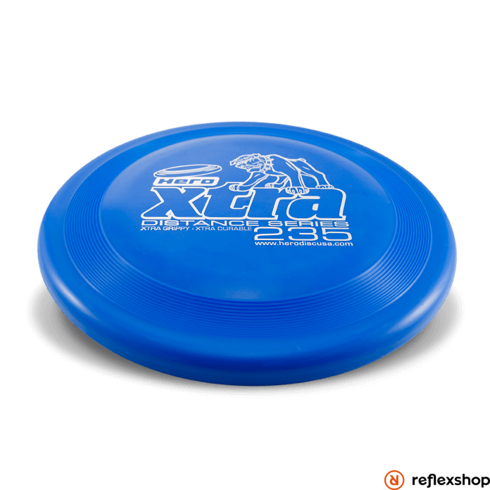 NG Hero Disc XTRA 235 Distance kutyafrizbi, kék