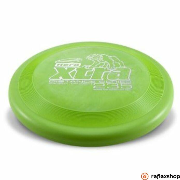 Hero Disc XTRA 235 Distance kutyafrizbi, zöld