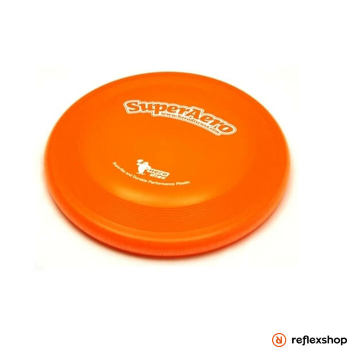 Hero Disc SuperAero kutyafrizbi narancssárga
