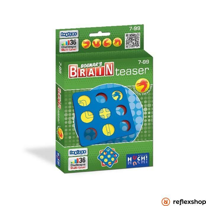 Huch&Friends Bognar's Brain Teaser Dragon Treasure társasjáték