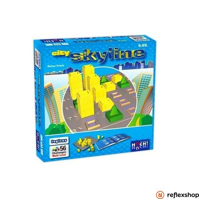 Huch&Friends City Skyline társasjáték