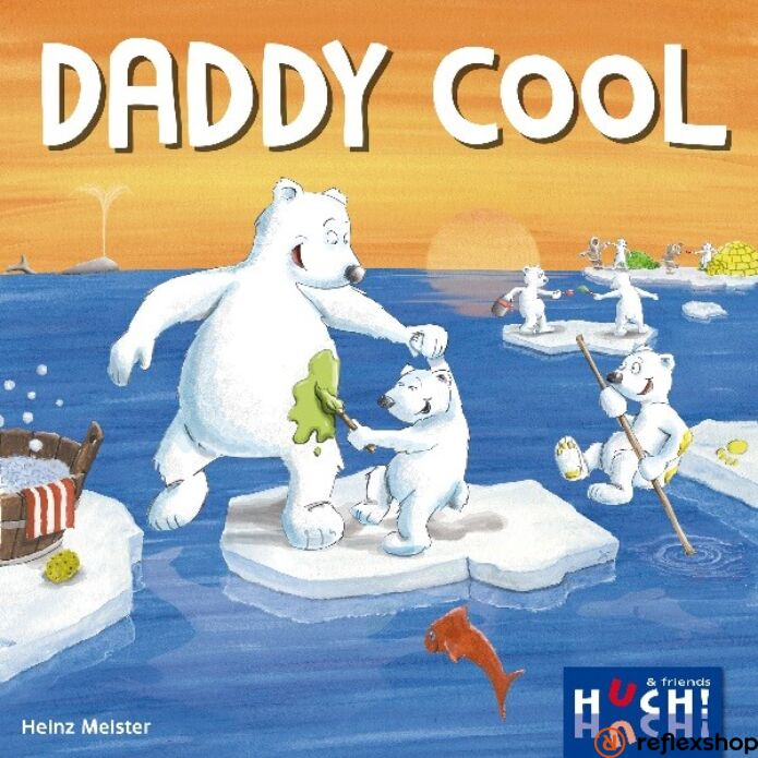 Huch&Friends Daddy Cool társasjáték