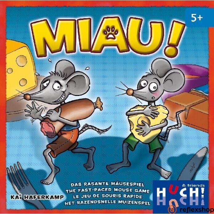 Huch&Friends Egérlakoma társasjáték