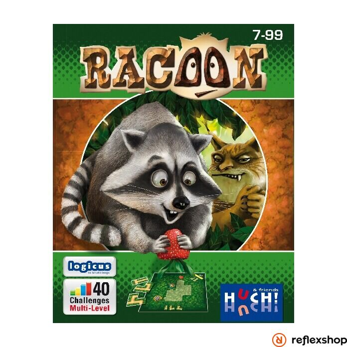 Huch&Friends Racoon társasjáték