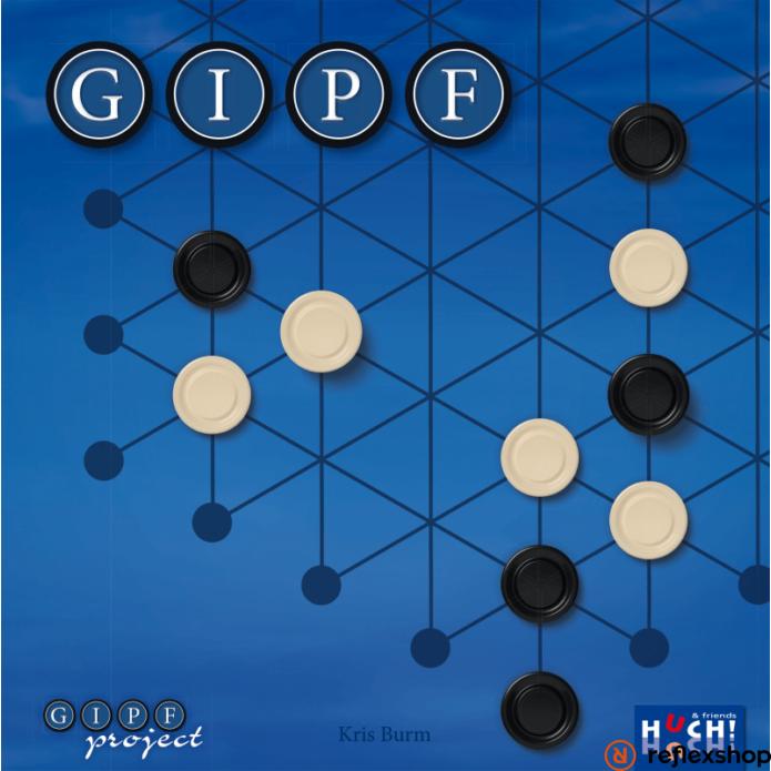 Huch&Friends Gipf társasjáték