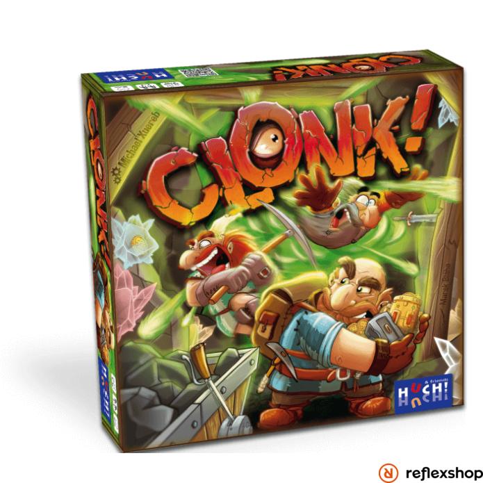 Huch&Friends Clonk! társasjáték