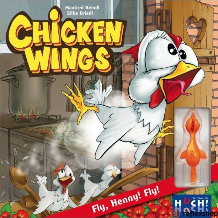 Huch&Friends Chicken Wings társasjáték