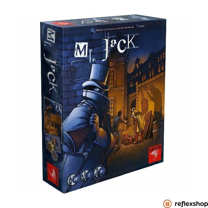 Hurrican Mr. Jack in London társasjáték